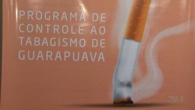 Serviço de Atendimento Especializado de Saúde de Guarapuava ajuda quem quer parar de fumar - Os interessados devem procurar a prefeitura da cidade pra se inscrever no programa.
