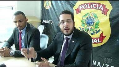 Polícia Federal prende suspeitos de fraudes pela internet em Araguaína - Polícia Federal prende suspeitos de fraudes pela internet em Araguaína