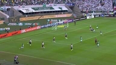Melhores momentos de Palmeiras 0 x 0 Atlético-MG pela 4ª rodada do Campeonato Brasileiro - Victor e Fernando Prass fazem grande partida e garantem placar zerado.
