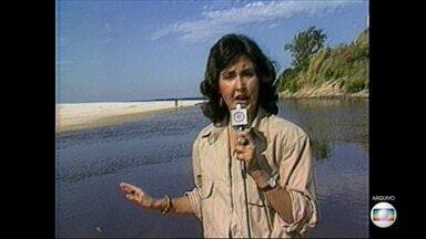 Veja trechos de reportagens exibidas pelo Bom Dia Rio na década de 80 - Imagens da Avenida Brasil mostram os carros e as condições no trânsito no ano de 1987