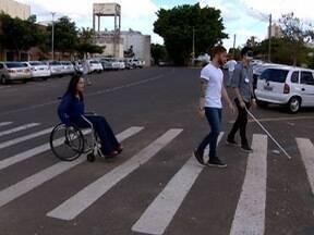 Evento mostra a profissionais a importância de imóveis com acessibilidade - Pessoas com problemas de mobilidade ou deficientes têm dificuldades em encontrar um local adaptado.