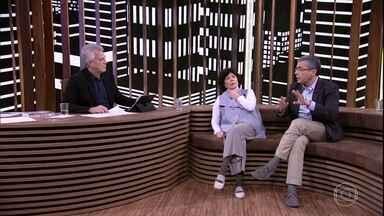 Ivo Herzog fala sobre lembranças da época em que o pai foi morto - Filho do jornalista afirma que assassinato de Vladimir Herzog não é apenas uma história do passado, mas uma notícia que ainda faz parte do presente do Brasil