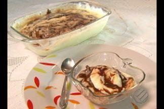 Confira a receita de creme de cupuaçu com chocolate de uma missa caipira premiada - Keyla Barros ensina uma receita deliciosa deste sábado, 10.