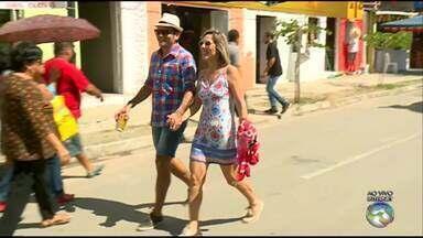 Alto de Moura é destino para turistas em Caruaru - Local tem museu e lojas de artesanato.