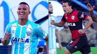 Melhores momentos de Avaí 1 x 1 Flamengo pela 6ª rodada do Campeonato Brasileiro - Rômulo abriu o placar para os donos da casa e Leandro Damião garantiu o empate para os cariocas.