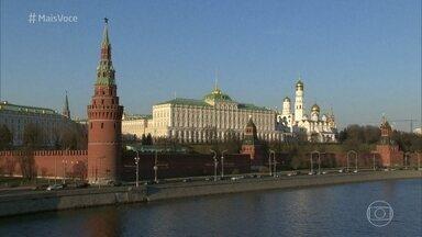 Quer viajar para acompanhar a Copa do Mundo na Rússia? O 'Mais Você' mostra quanto custa - O planejamento é fundamental para viajar sem sustos