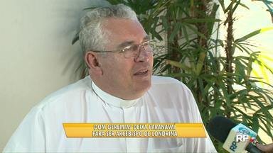 Bispo fala sobre a importância do Corpus Christi para os católicos - Ele também comentou sobre sua nomeação como arcebispo de Londrina.