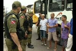 Segup realiza mega operação de combate à violência em quase todo o Pará - Estão ocorrendo diversas ações, entre elas fiscalização de carros, motos e ônibus, lei seca, barreiras de trânsito e abordagens policiais.