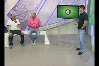 Oliveira Canindé participa do GE e responde às perguntas dos internautas - Oliveira Canindé participa do GE e responde às perguntas dos internautas