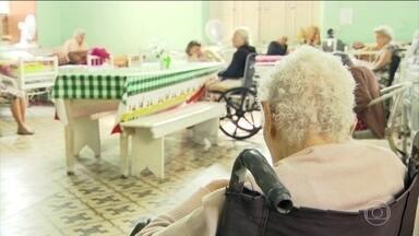 Dobra o número de denúncias de agressão contra idosos no Rio - Quinze de junho é o Dia Mundial de Conscientização da Violência Contra a Pessoa Idosa.