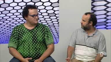Resenha do GE: comentaristas analisam momento do Botafogo-PB na Série C - Estreia de Roger Gaúcho e empate com o Moto Club são analisados no programa desta semana