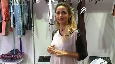 Nanda Costa mostra seu visual como Sandra Helena em 'Pega Pega' - Acompanhe o passo a passo da transformação da atriz