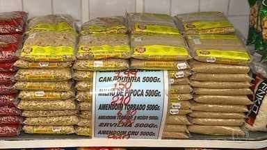 Pesquisa mostra preços de produtos juninos em Belo Horizonte - Festa tem deliciosas comidas típicas