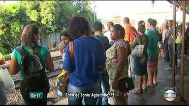 Goiana e Cabo de Santo Agostinho têm vagas de emprego - Há também oportunidades para dentista em Jaboatão.