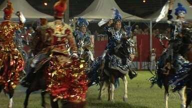 Festa das Cavalhadas agita a cidade de Palmeiras de Goiás - Evento ocorre há mais de 100 anos.