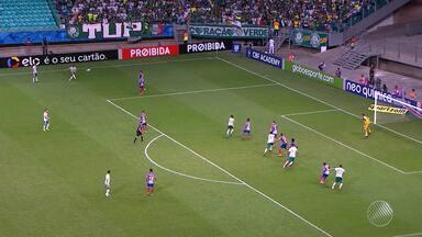 Bahia perde de 4 x 2 para o Palmeiras em partida do Brasileirão na Arena Fonte Nova - Confira as notícias do tricolor baiano.
