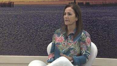 Fisioterapeuta fala sobre a técnica do Shiatsu - Fátima de Souza falou ao vivo no estúdio do Bom Dia Alagoas.