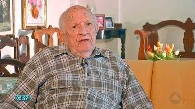 Morre aos 94 anos Aecim Tocantins, personagem importante na história recente de MT - Morre aos 94 anos Aecim Tocantins, personagem importante na história recente de MT.