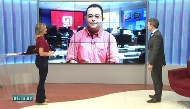 Veja os destaques do G1 do Bom Dia Ceará desta segunda-feira (19) - Saiba mais em g1.com.br/ce