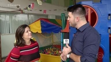 Cláudia Boechat transformou escola para receber alunos autistas - Professora, que tem filho com autismo, descobriu a carência de colégios inclusivos em sua cidade