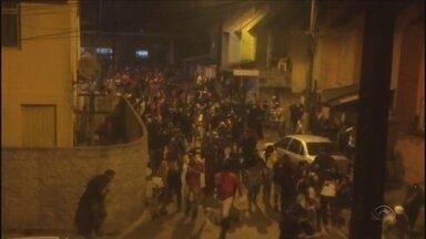 Policial fica feriado após troca de tiros no Morro do Mocotó - Policial fica feriado após troca de tiros no Morro do Mocotó