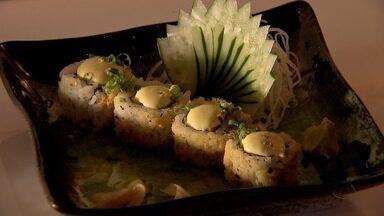 Sushi tem cada vez mais espaço na culinária de MS - Nesse domingo (18), foi comemorado o dia do sushi. Um prato que, graças à influência da colônia japonesa, tem cada vez mais espaço na culinária sul-mato-grossense.