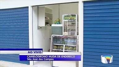 Camelódromo passa a funcionar em novo local em São José - Novo espaço fica na avenida Floriano Peixoto.