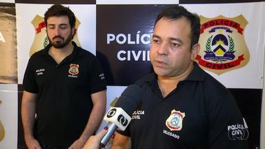 Operação da Polícia Civil prende 12 pessoas suspeitas de tráfico de drogas no Tocantins - Operação da Polícia Civil prende 12 pessoas suspeitas de tráfico de drogas no Tocantins