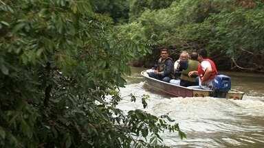 O Rio Feio - Conheça um dos rios mais bonitos da região e saiba o motivo dele receber o apelido de 'feio'.