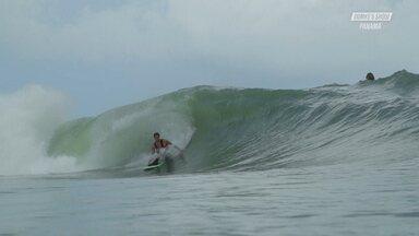 Surfe Em Bocas Del Toro