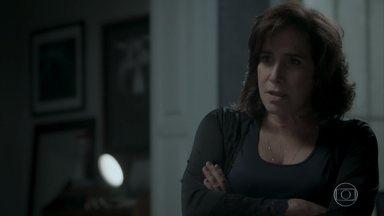 Heleninha dá bronca em Yuri - Ela manda o filho dormir