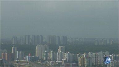Salvador deve clima instável neste fim de semana - Veja mais informações na previsão do tempo.