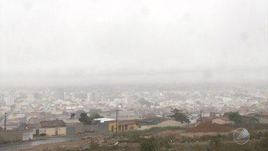 Vitória da Conquista tem sensação térmica de 10ºC no São João - Confira mais informações na previsão do tempo para o interior do estado.