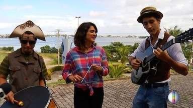 Cabo Frio, RJ, comemora dia de São João neste sábado; confira - Assista a seguir.
