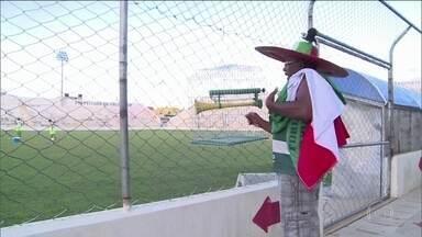 """Campeonato Pernambucano chega à final com direito a polêmica envolvendo uma """"buzina"""" - Sport e Salgueiro duelam na decisão."""