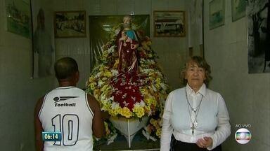 Pescadores do Recife homenageiam São Pedro, o seu padroeiro - Festa será em Brasília Teimosa.
