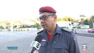 Bombeiros fazem fiscalização em sete cidades de Minas Gerais para evitar incêndios - Entrevista com o tenente-coronel Cláudio Roberto de Souza, comandante-geral do Corpo de Bombeiros em Minas Gerais.
