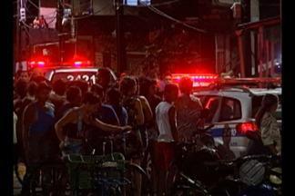 Policial é assassinado e idoso baleado durante ação de criminoso na Cabanagem, em Belém - De acordo com a polícia, um homem chegou de bicicleta e efetuou os disparos contra o sargento da reserva.