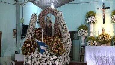 Fiéis se preparam para celebrar o dia de São Pedro - Desde cedo, moradores dos bairros próximos à Lagoa Mundaú iniciaram as comemorações.
