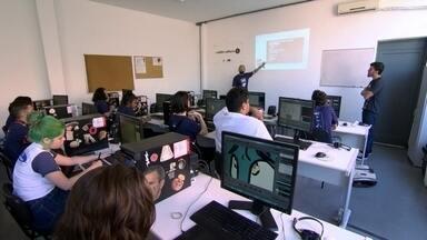 Curso de animação para estudantes de escola pública - Alunos aprendem todas as etapas da criação de um desenho animado