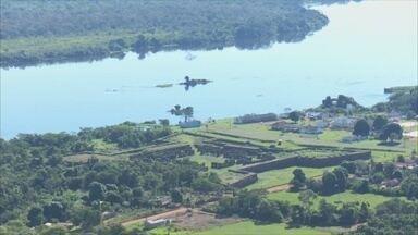 Conheça a história do Forte Príncipe da Beira, construído há 241 anos - Monumento está localizado na cidade de Costa Marques (RO).