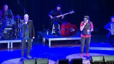 Chico Saratt e Mario Barbará lançam CD e DVD em Porto Alegre - Assista ao vídeo.
