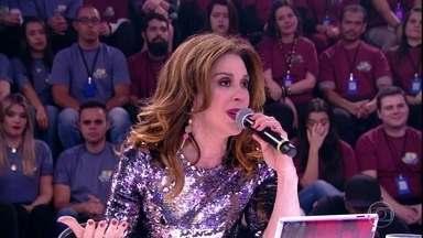 Claudia Raia elege os melhores momentos do 'Show dos Famosos' - Ela conta que se emocionou com a apresentação de Emanuelle Araújo