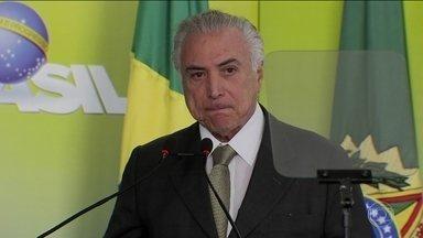 Na Câmara, expectativa é pelo relator da denúncia contra Temer - Governistas consideram inevitável a suspensão do recesso de julho. Presidente da CCJ, Rodrigo Pacheco, do PMDB, vai indicar o relator.