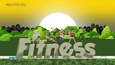 BDMT Fitness mostra rotina de quem madruga para treinar e dicas de alimentação saudável - BDMT Fitness mostra rotina de quem madruga para treinar e dicas de alimentação saudável.