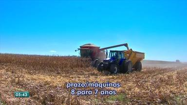 Recursos do novo plano safra já estão disponíveis para produtores rurais - Recursos do novo plano safra já estão disponíveis para produtores rurais.