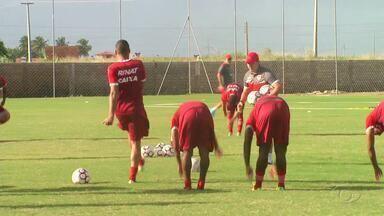 Embalado, CRB projeta manter sequência positiva contra o Boa Esporte - Jogo será sábado, em Minas Gerais.