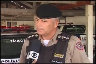 Número de roubos e furtos a veículos em Ituiutaba cresce quase 65% - Índice é do primeiro semestre de 2017 comparado com 2016. O sargento Rosimar Mendes Ferreira explica qual trabalho está sendo feito pela Polícia Militar.