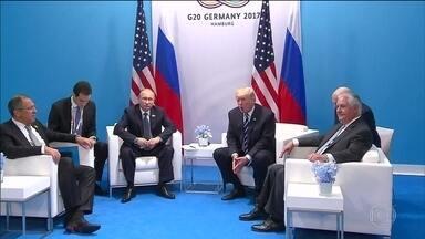 Cúpula do G-20 isola os EUA sobre o acordo climático de Paris - Dezenove países do G-20 registram decisão de Trump de parar imediatamente de contribuir para implementação do acordo sobre o clima.