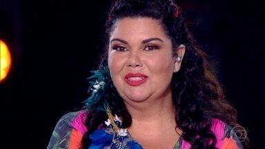 Especialistas avaliam a apresentação de Fabiana Karla - Veja as estrelas que a atriz recebeu